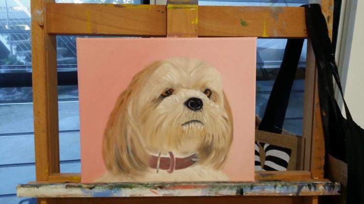 Tia painting